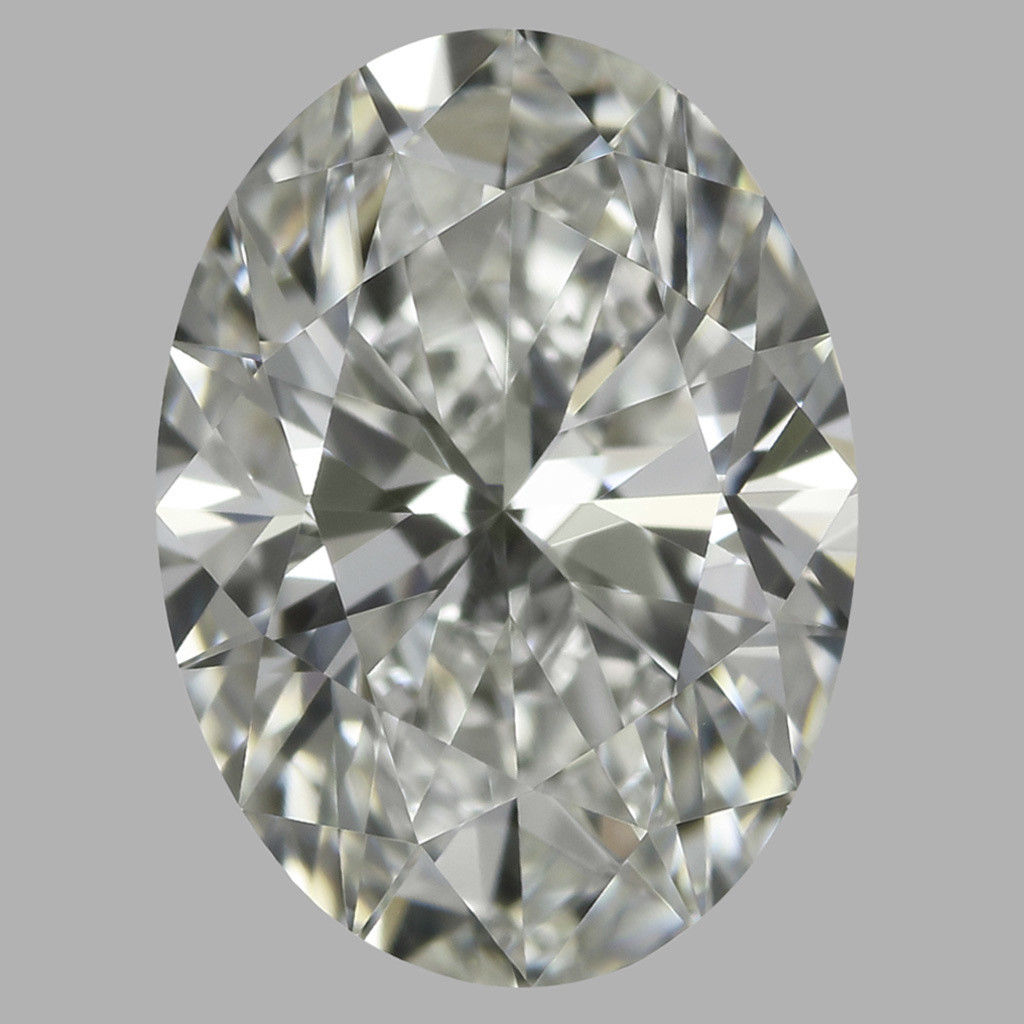 0.80 Carat Oval Diamond (H/VVS2)