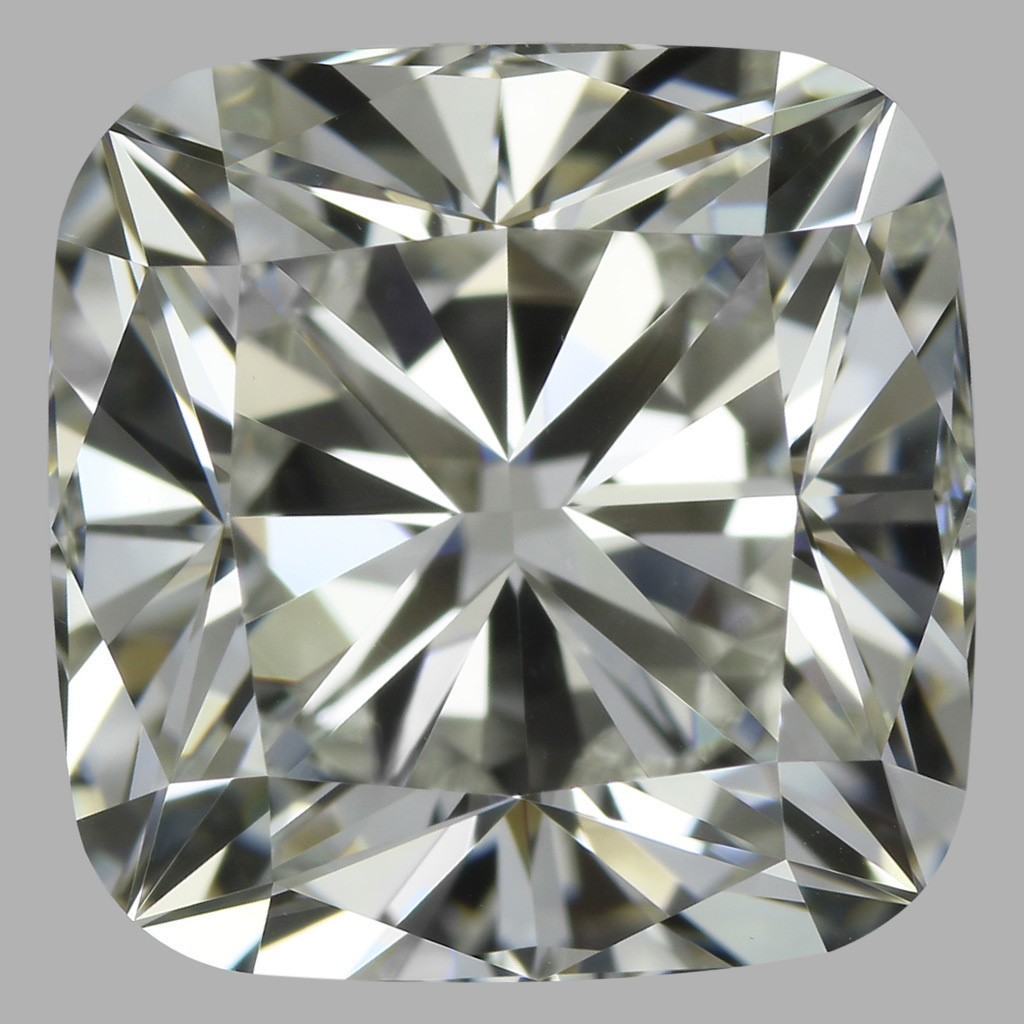 2.01 Carat Cushion Diamond (I/VVS2)