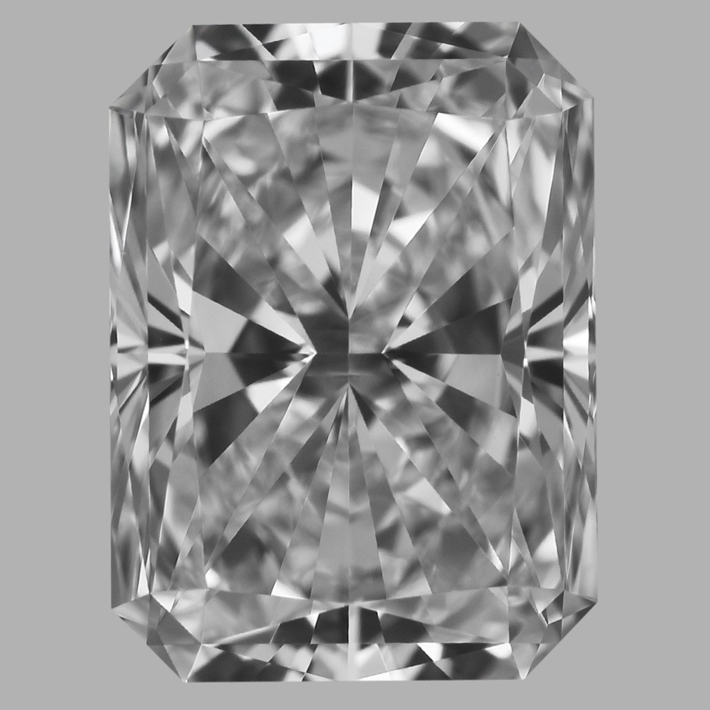 0.90 Carat Radiant Diamond (E/IF)