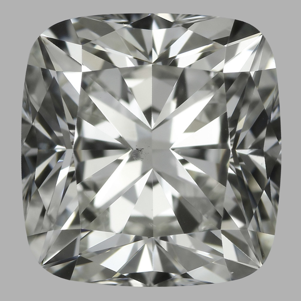 1.51 Carat Cushion Diamond (J/VS2)