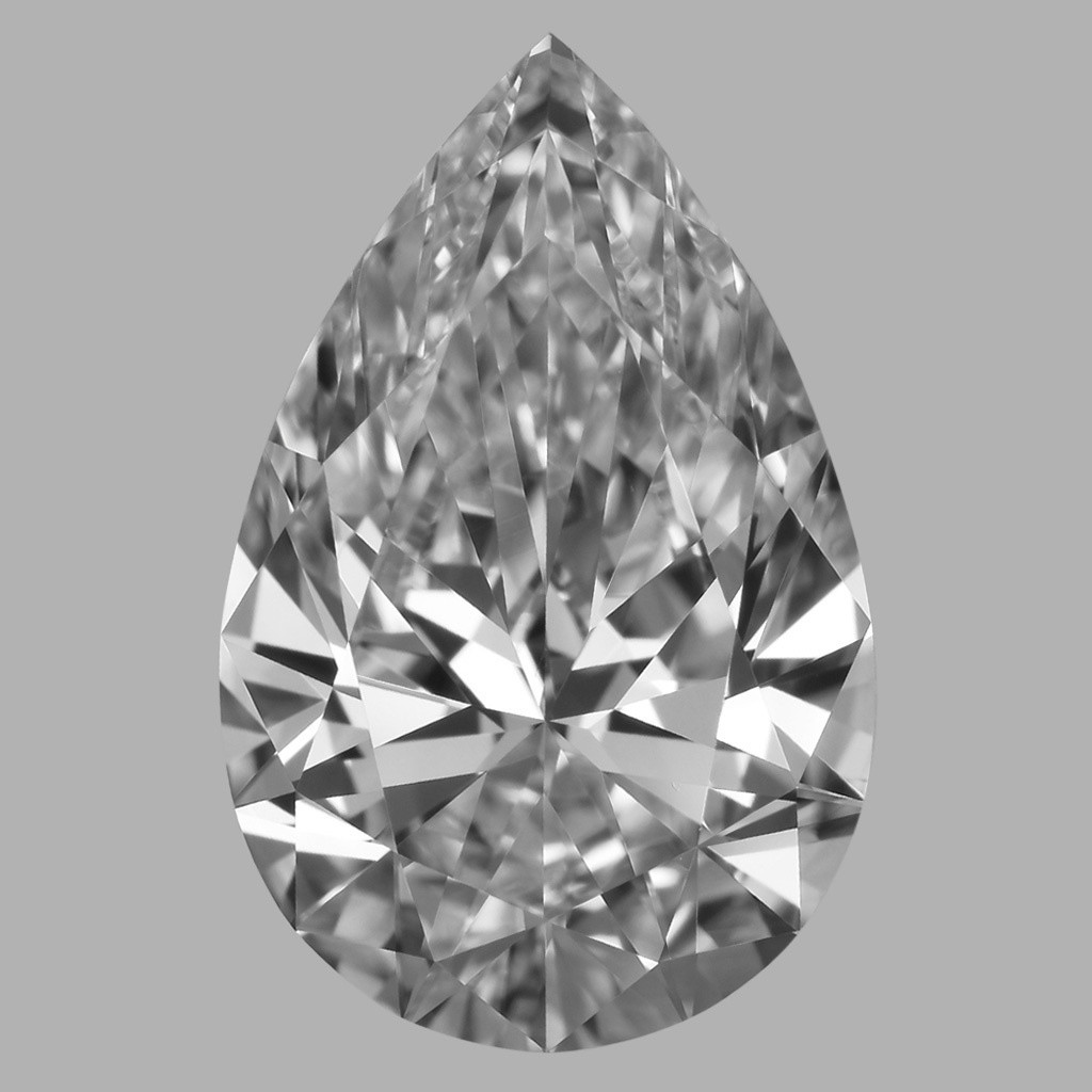 1.70 Carat Pear Diamond (D/VS1)