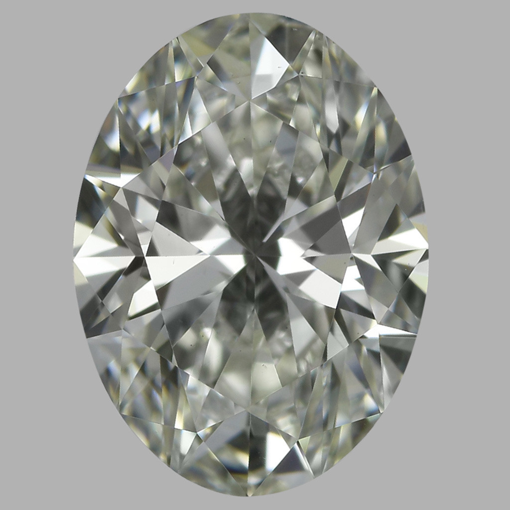 0.80 Carat Oval Diamond (H/VS2)