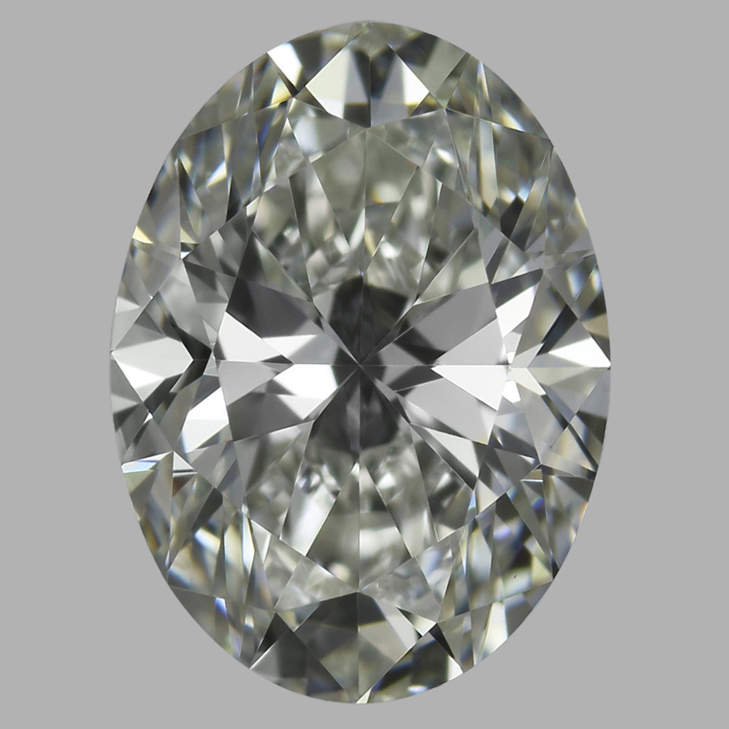 0.90 Carat Oval Diamond (H/VVS2)