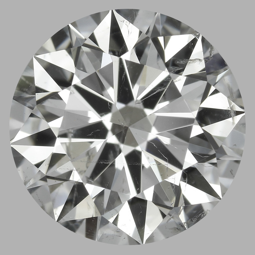 1.70 Carat Round Brilliant Diamond (G/SI2)