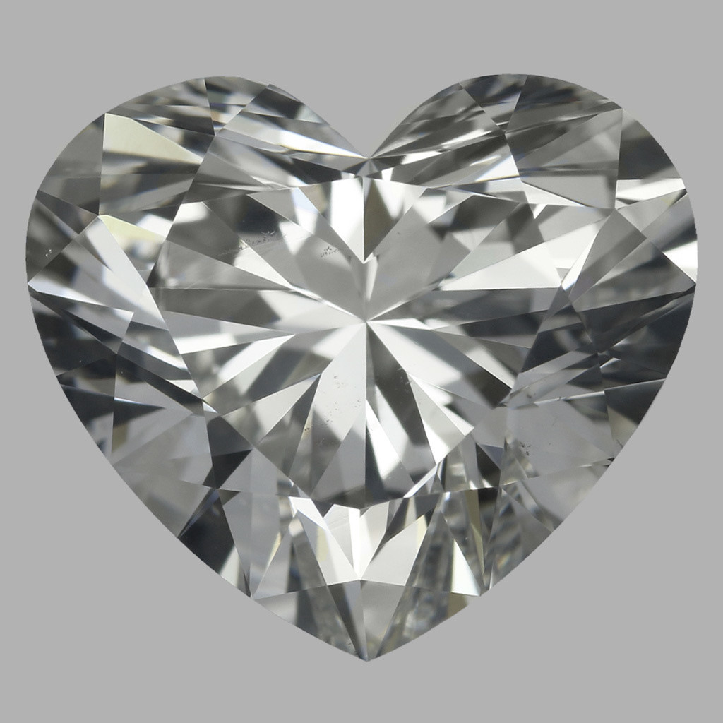 3.01 Carat Heart Diamond (I/VS2)