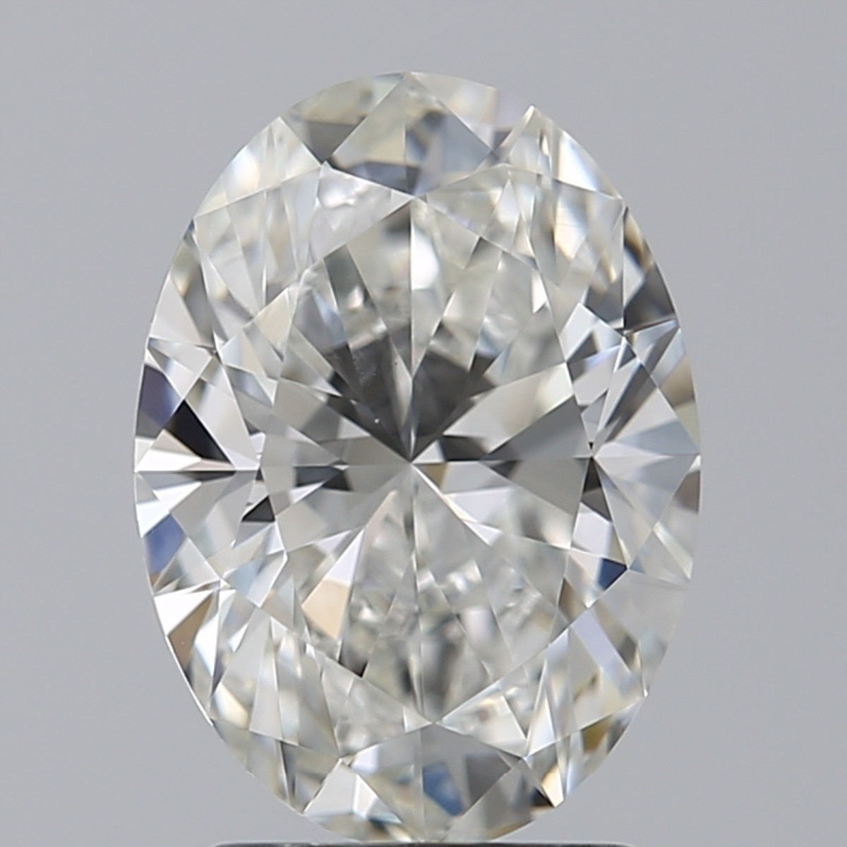 2.03 Carat Oval Diamond (H/VS1)