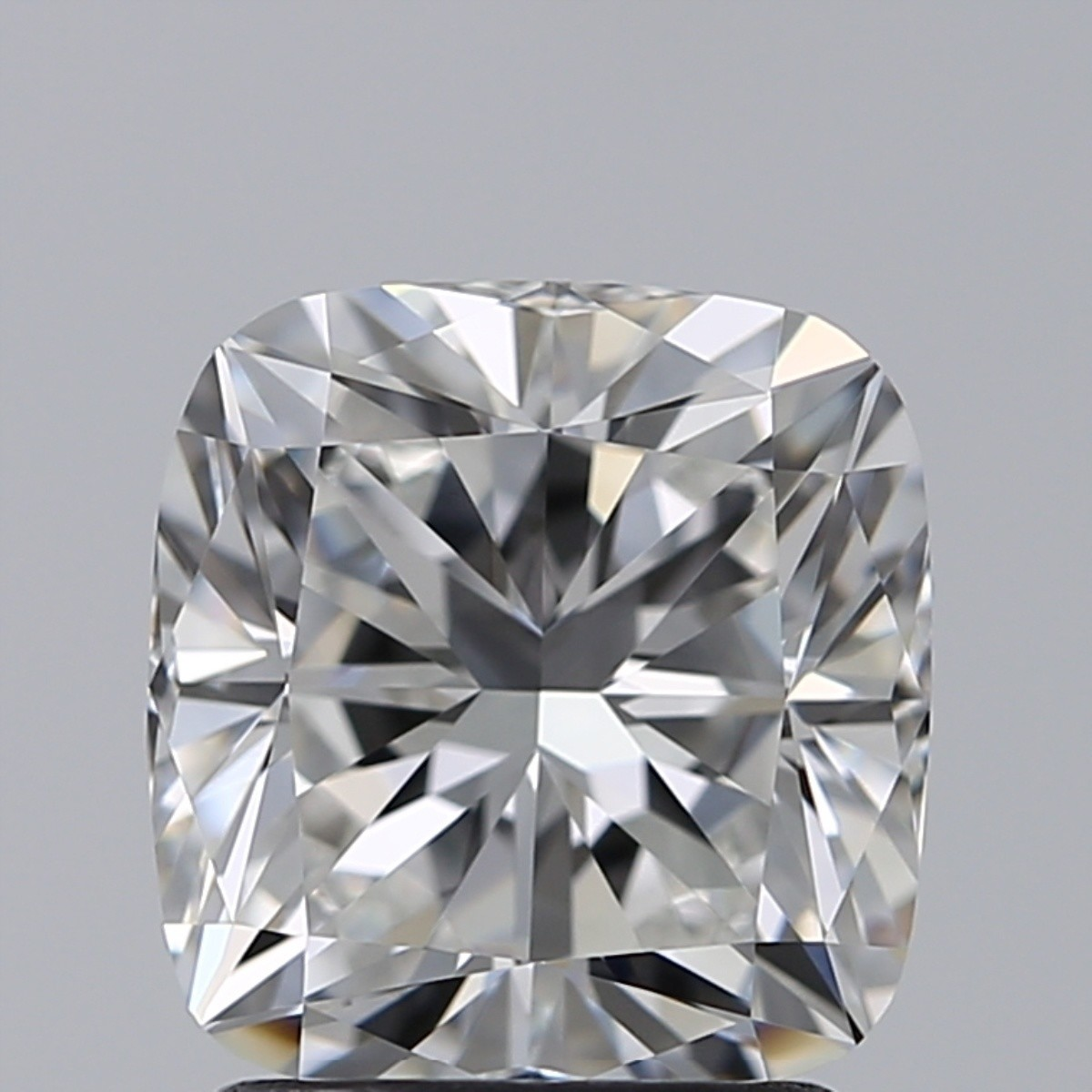 2.01 Carat Cushion Diamond (F/VVS1)