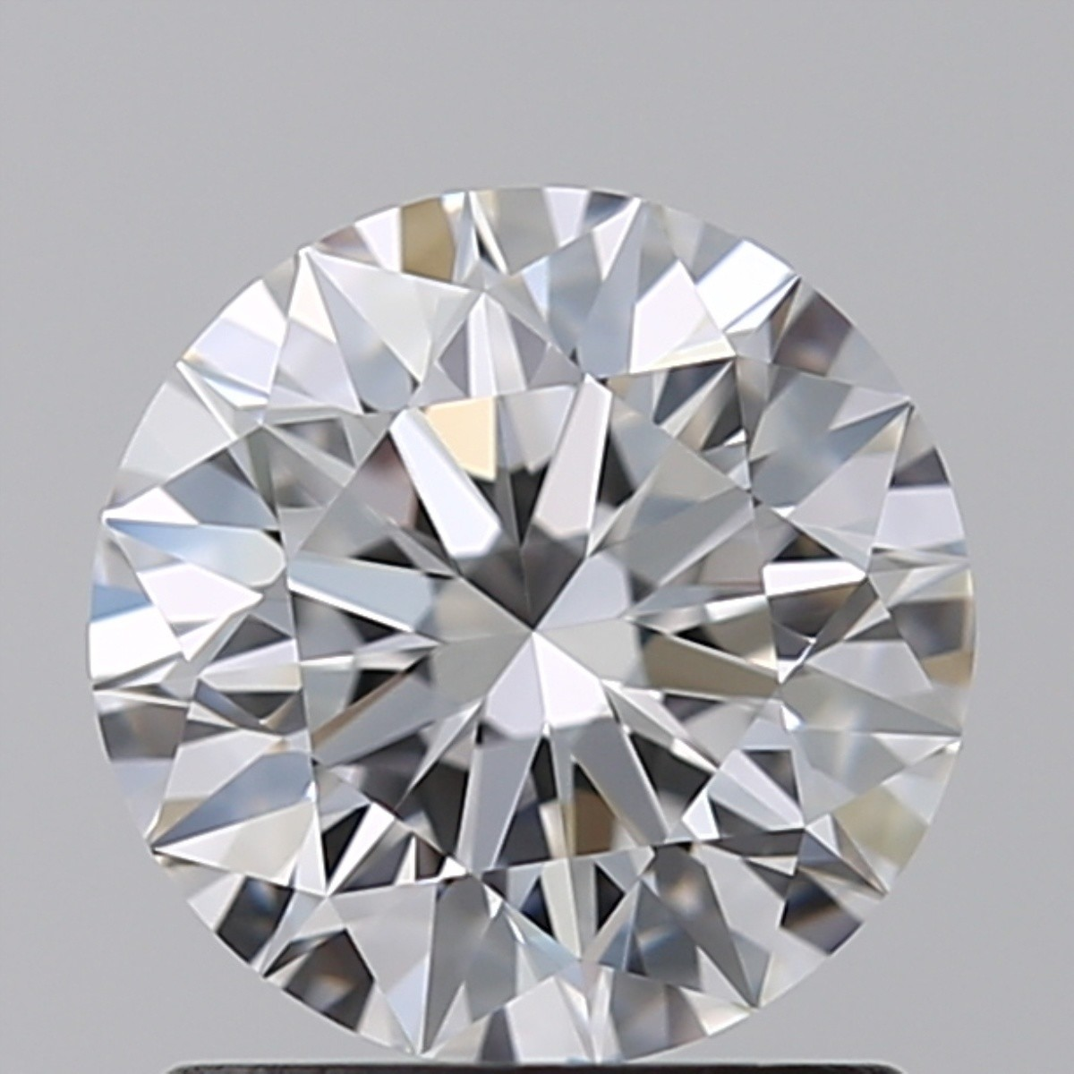 1.07 Carat Round Brilliant Diamond (D/FL)