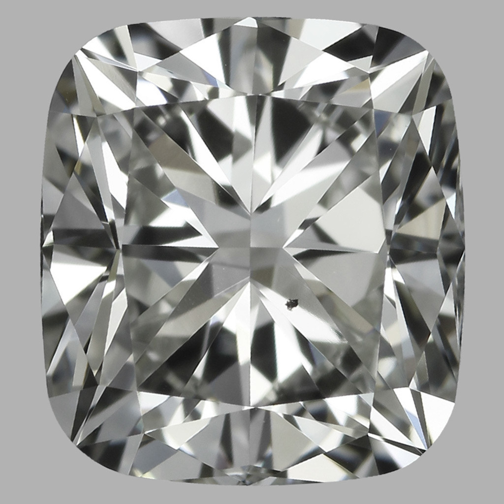 1.01 Carat Cushion Diamond (J/SI1)