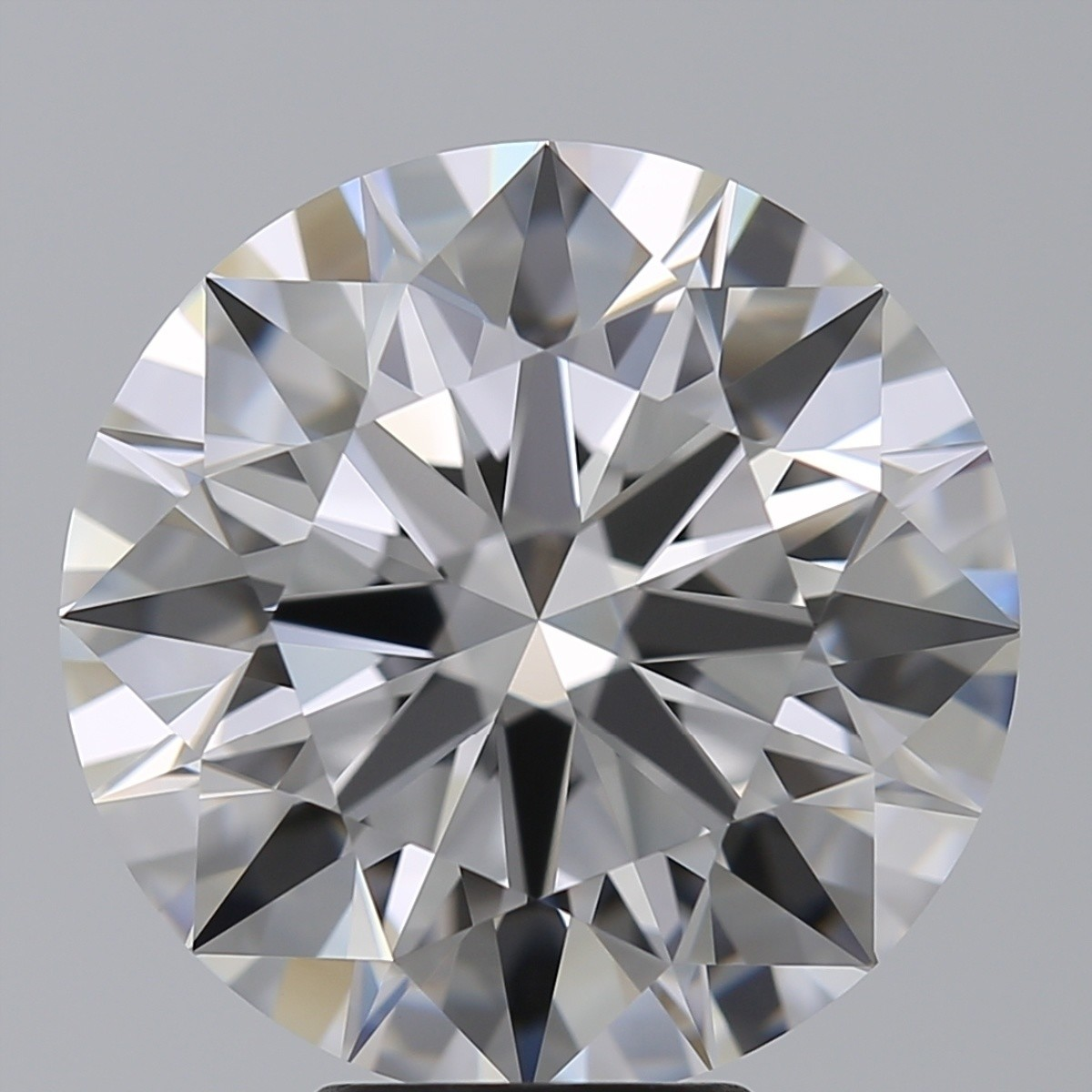 7.26 Carat Round Brilliant Diamond (D/FL)