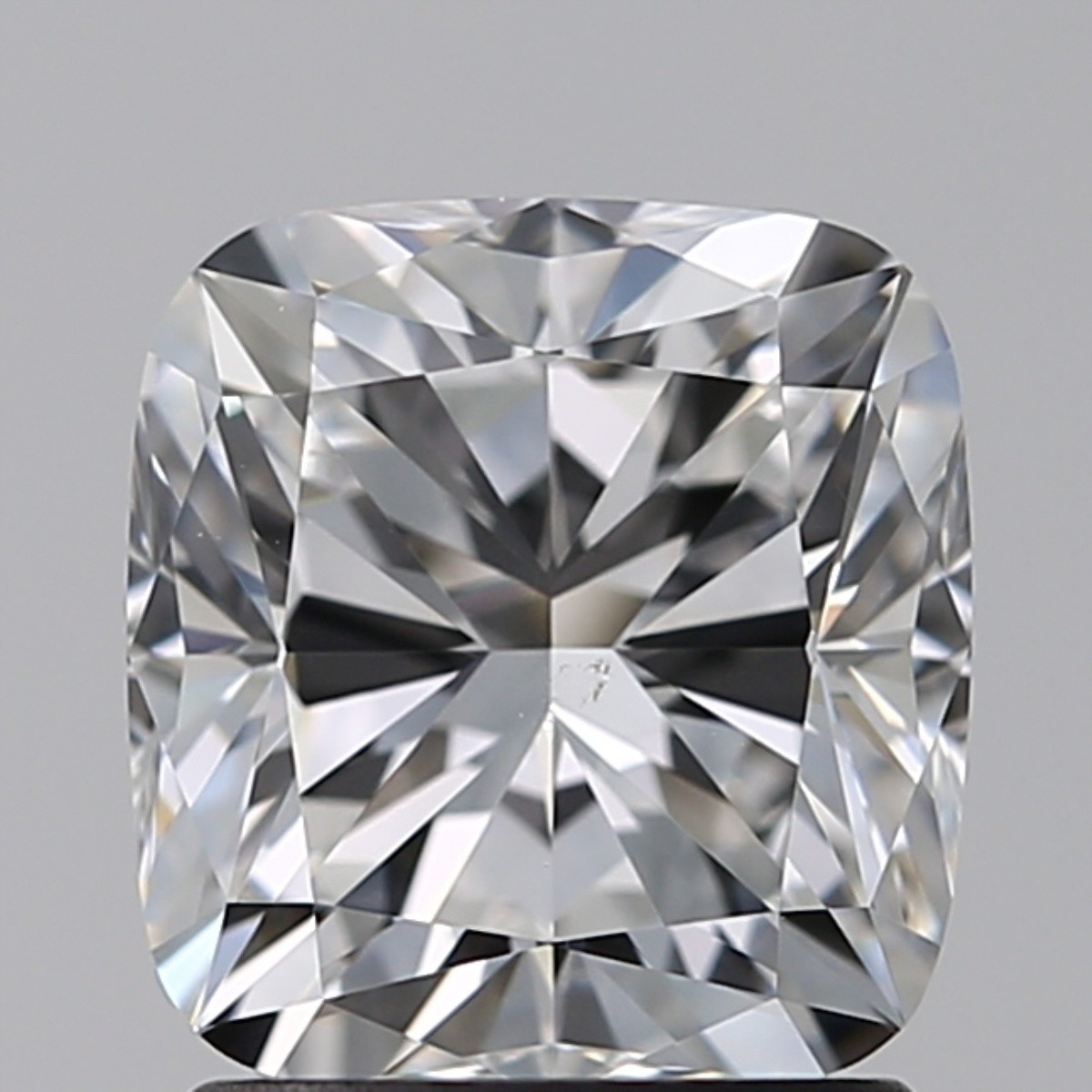 1.51 Carat Cushion Diamond (D/VS2)