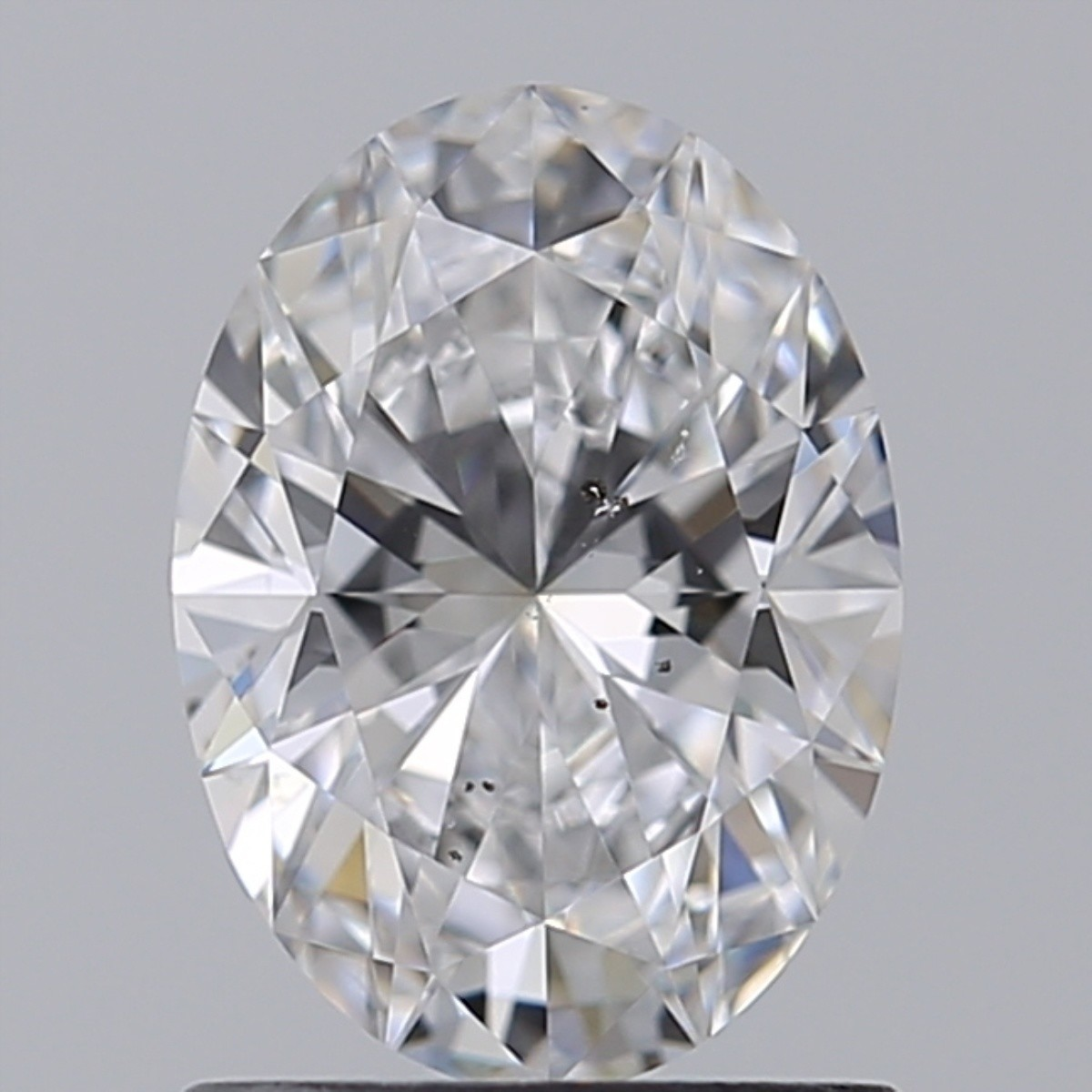 1.03 Carat Oval Diamond (D/SI1)