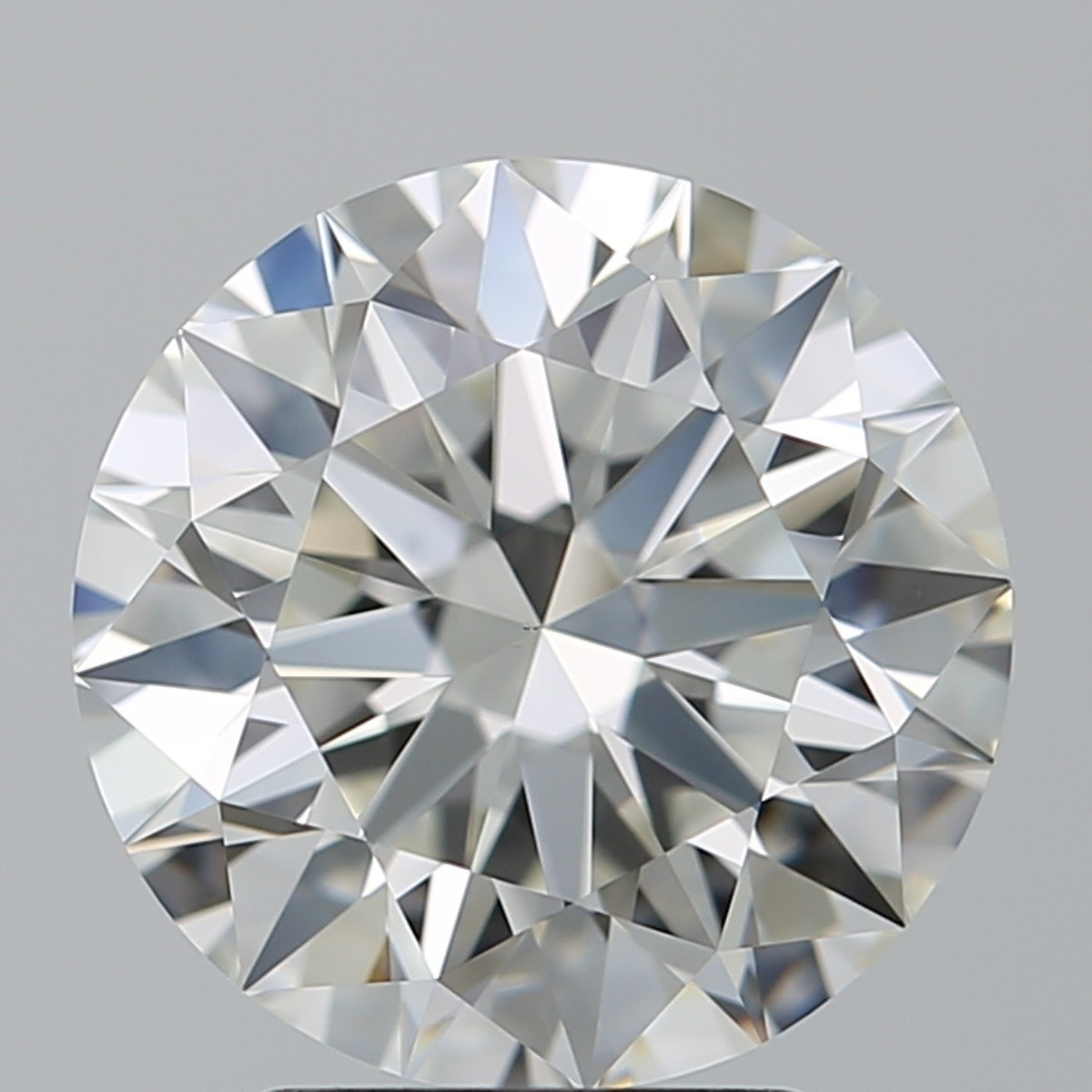 3.33 Carat Round Brilliant Diamond (H/VS1)
