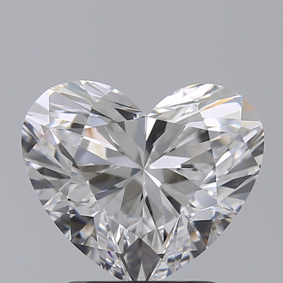 2.04 Carat Heart Diamond (D/FL)