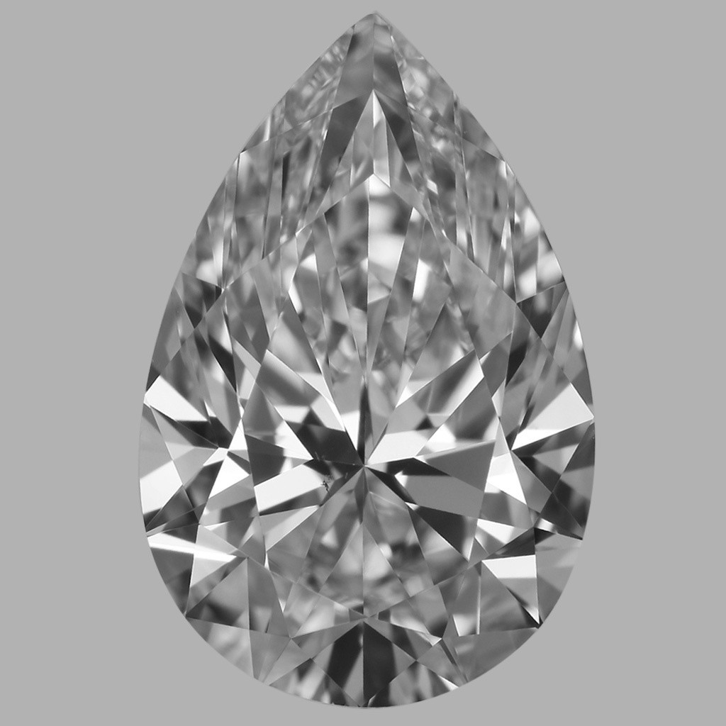 2.00 Carat Pear Diamond (E/VS2)