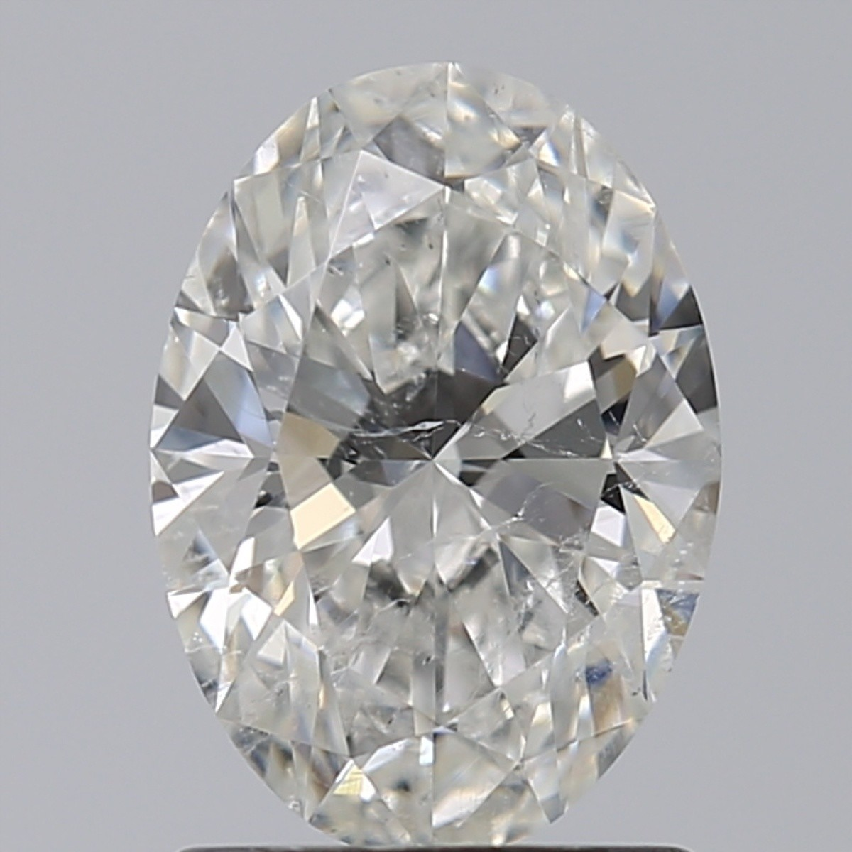 1.25 Carat Oval Diamond (G/SI2)