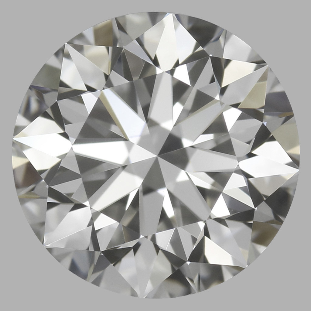 1.00 Carat Round Brilliant Diamond (I/VVS2)