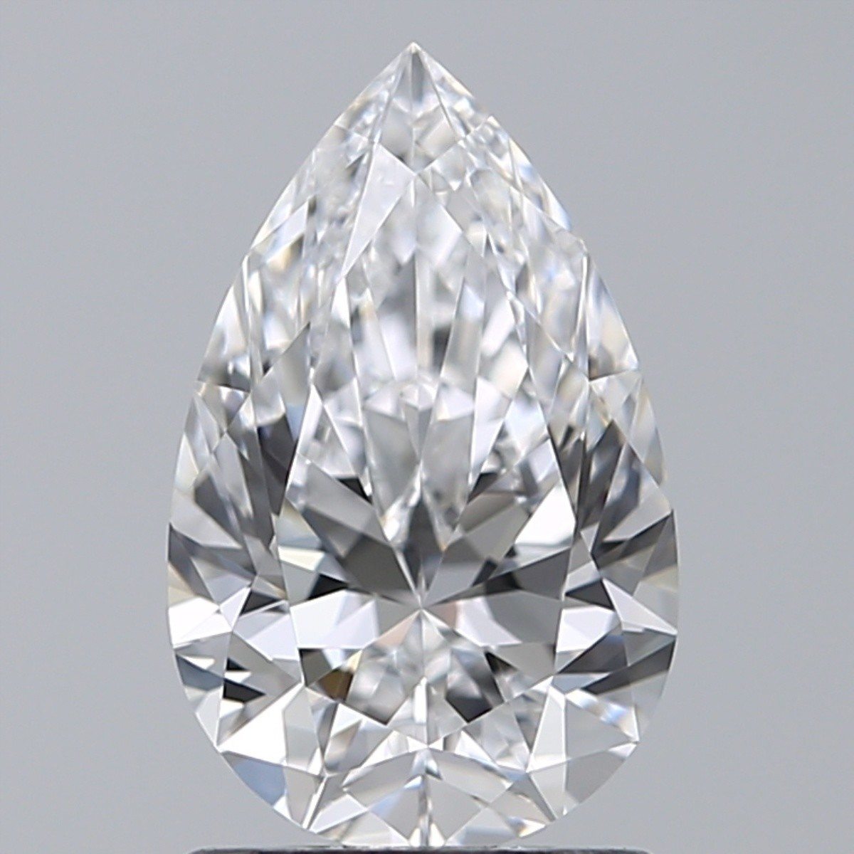 1.16 Carat Pear Diamond (D/FL)
