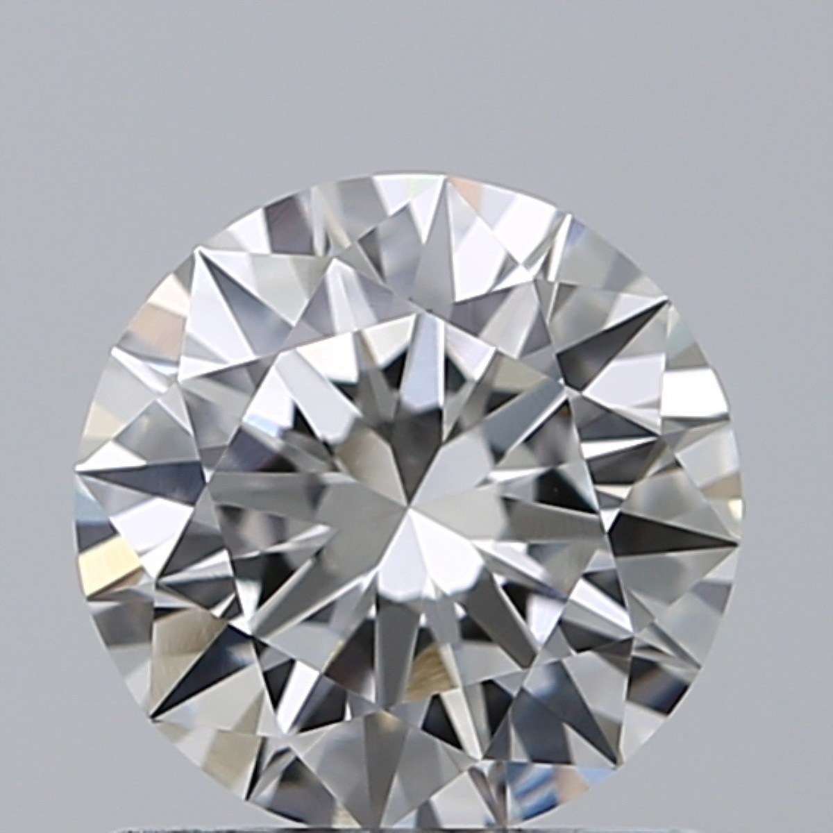 0.75 Carat Round Brilliant Diamond (F/VVS2)