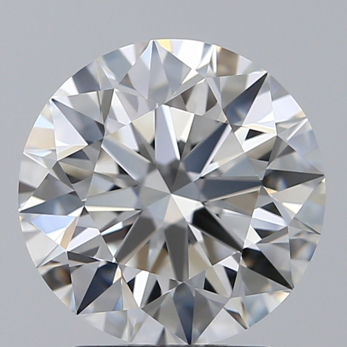 2.20 Carat Round Brilliant Diamond (F/VVS2)