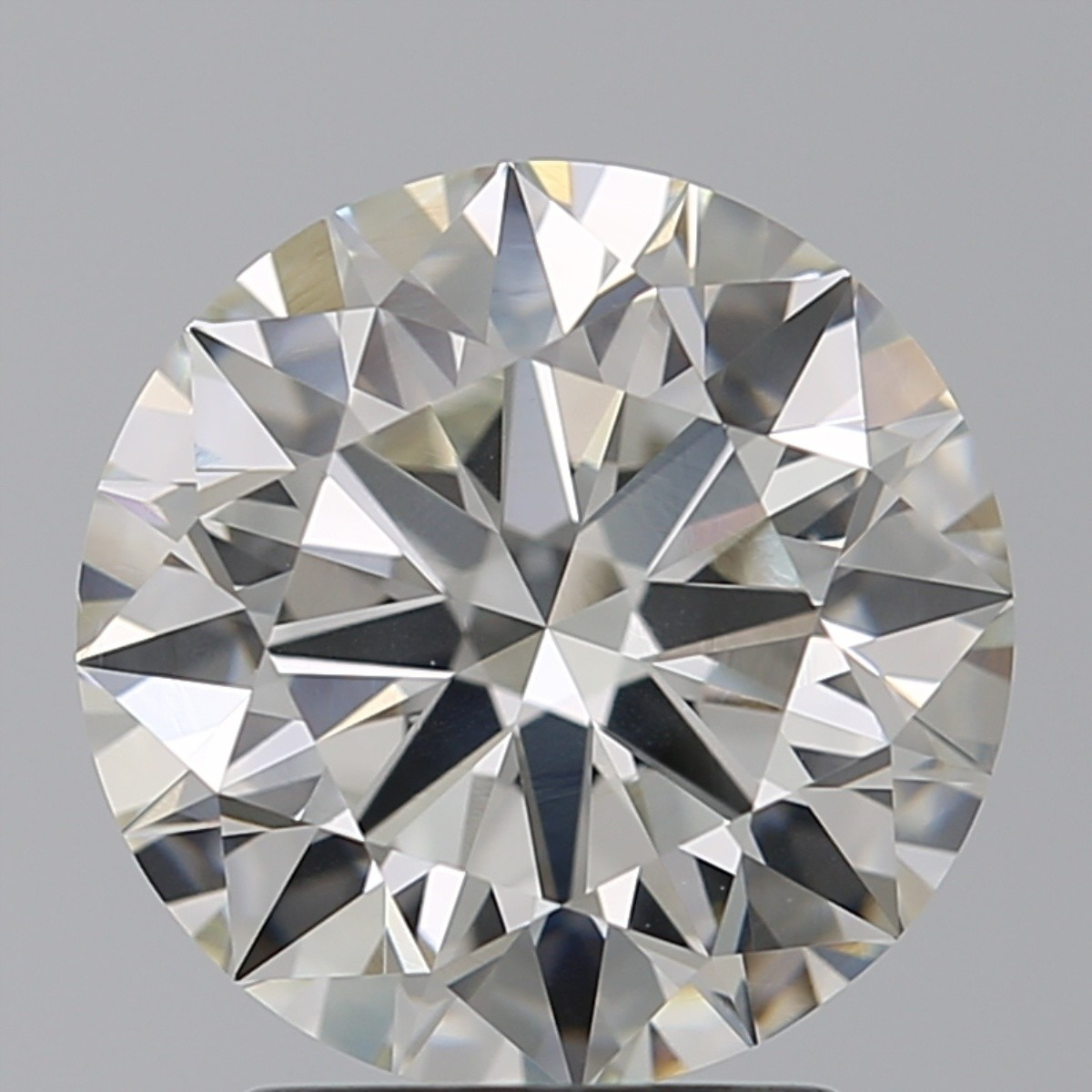 2.51 Carat Round Brilliant Diamond (I/VS2)