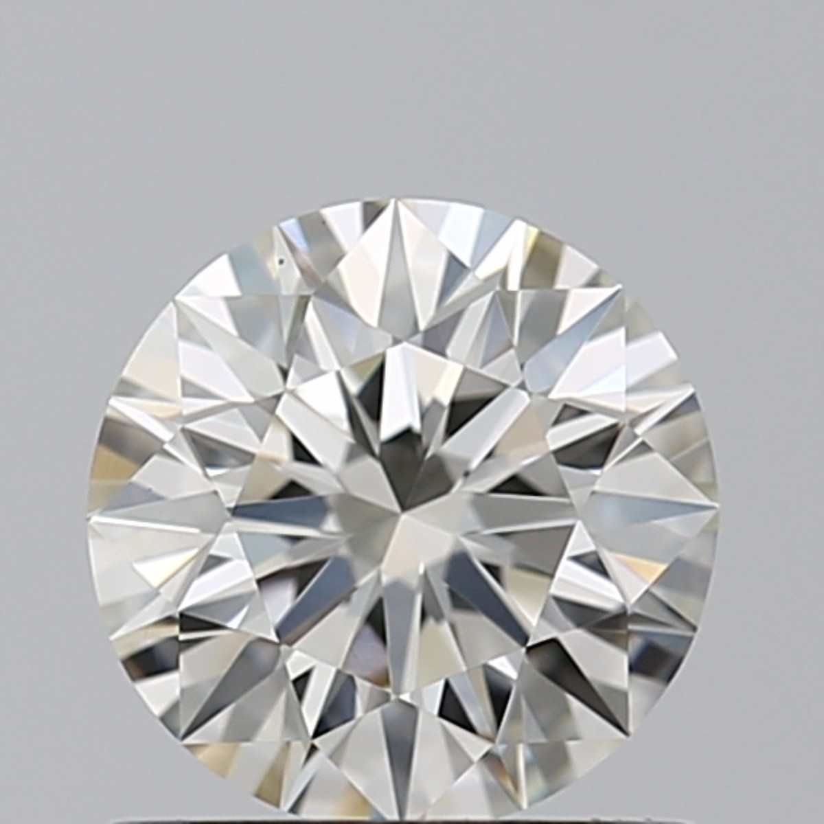 0.75 Carat Round Brilliant Diamond (J/VS1)