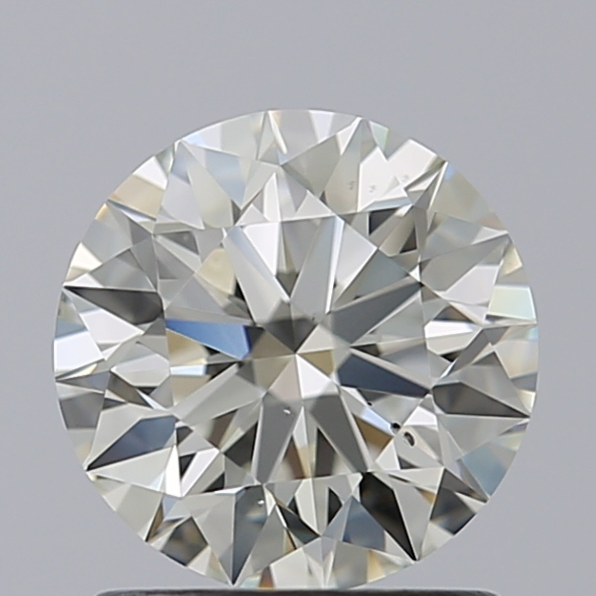1.21 Carat Round Brilliant Diamond (I/SI1)