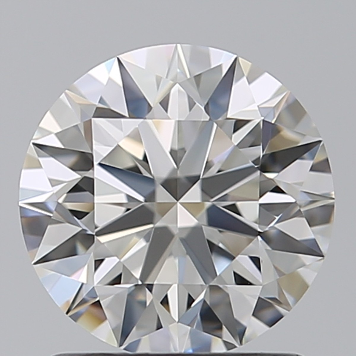 1.26 Carat Round Brilliant Diamond (F/VVS2)