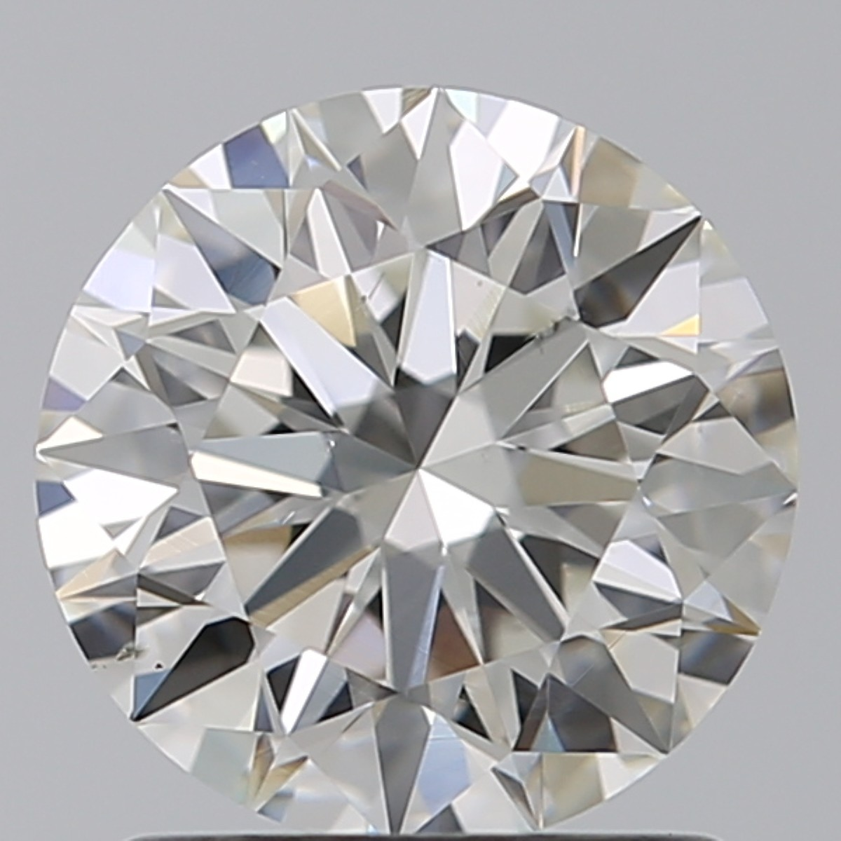 1.30 Carat Round Brilliant Diamond (G/SI1)