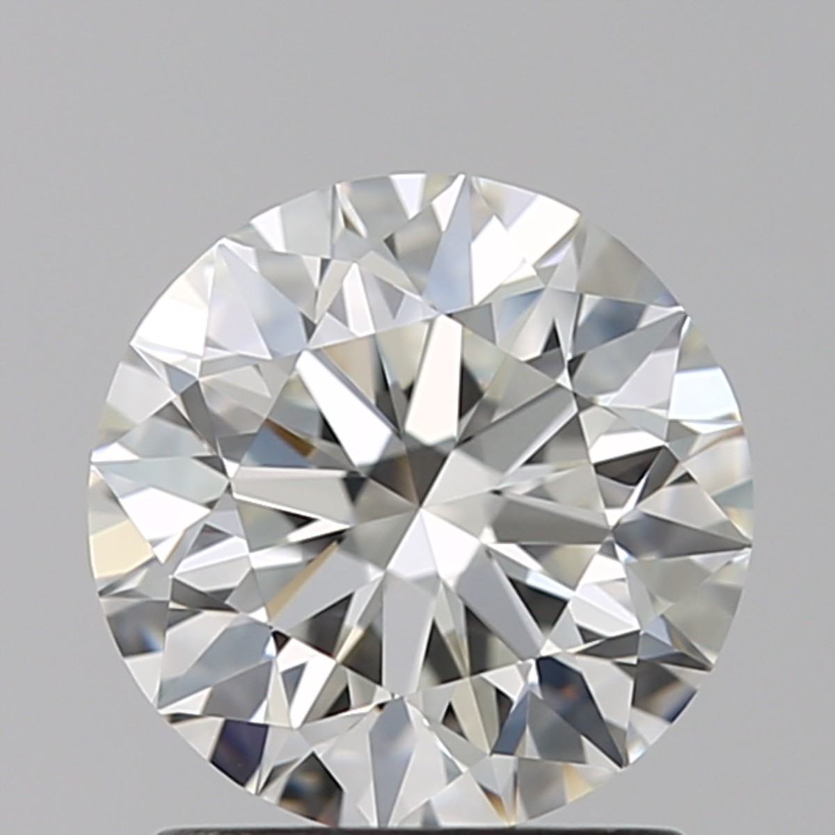 1.28 Carat Round Brilliant Diamond (H/IF)