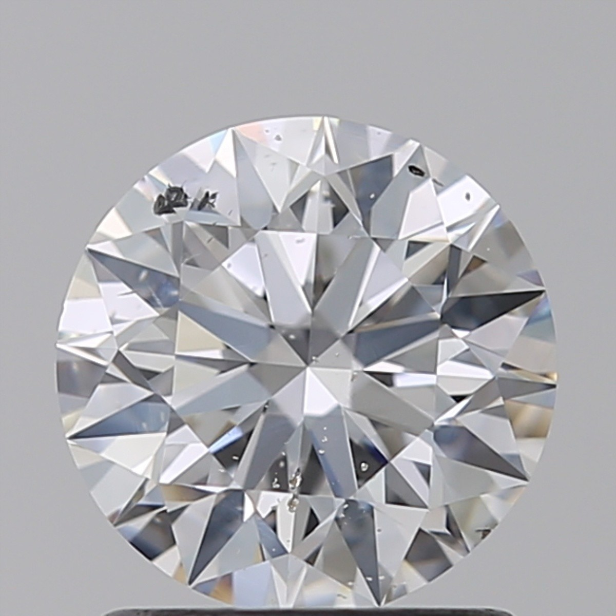 1.15 Carat Round Brilliant Diamond (D/SI2)