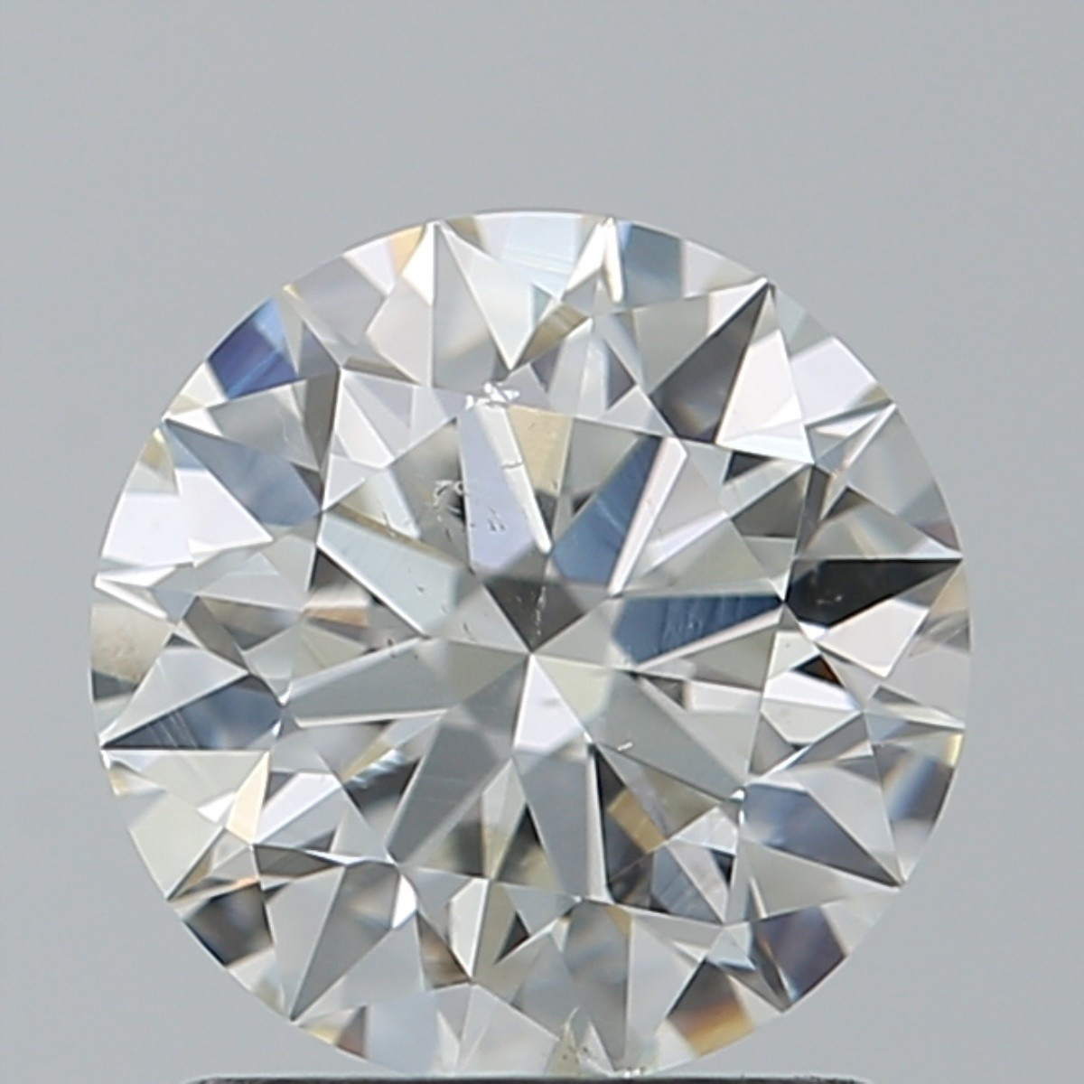 1.31 Carat Round Brilliant Diamond (I/SI1)