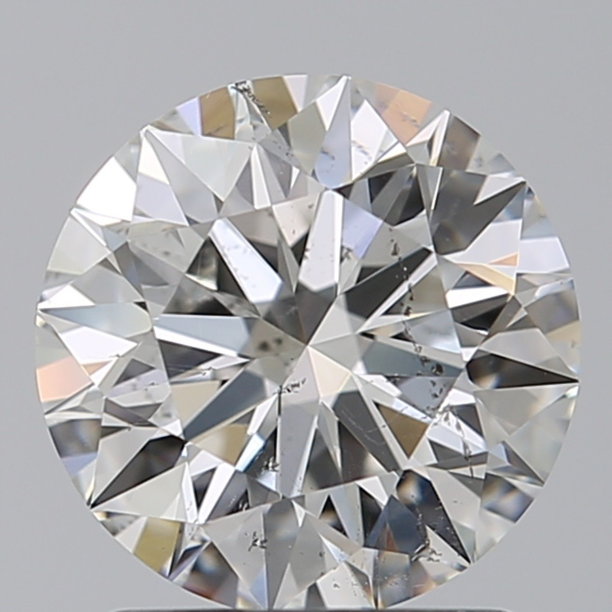 1.51 Carat Round Brilliant Diamond (F/SI1)