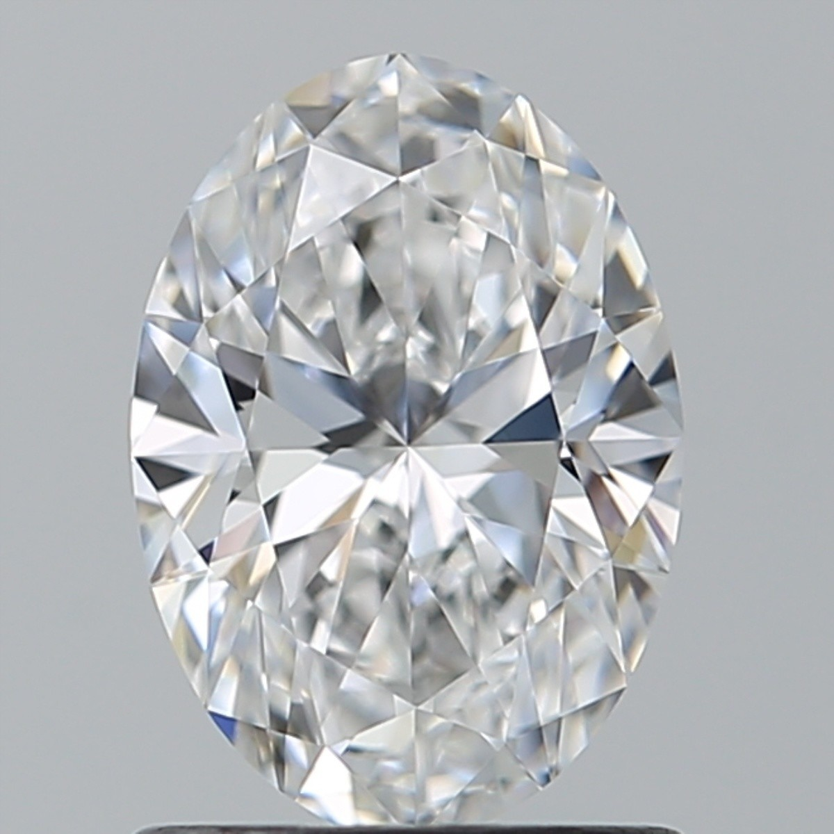 1.01 Carat Oval Diamond (D/IF)