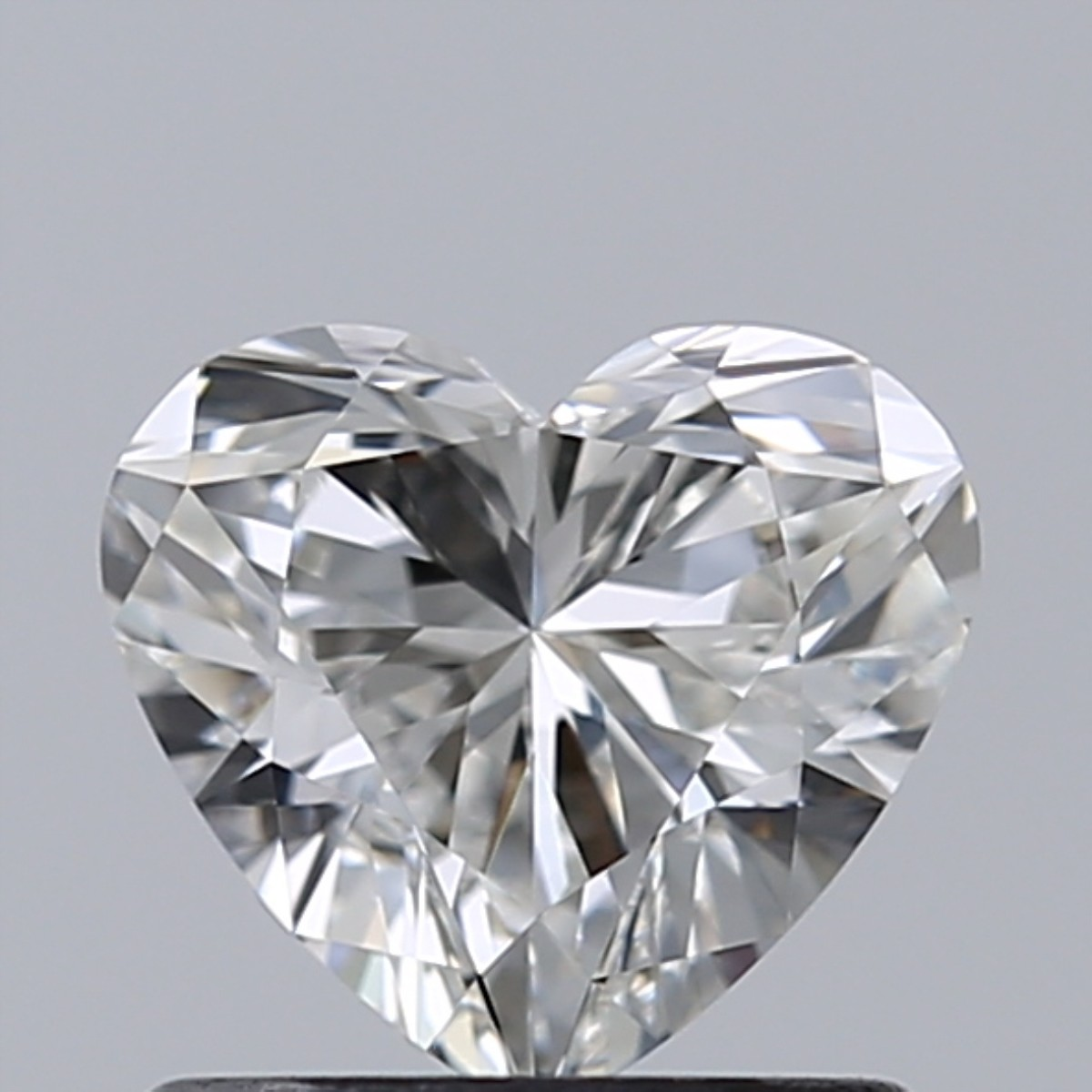 0.76 Carat Heart Diamond (G/IF)