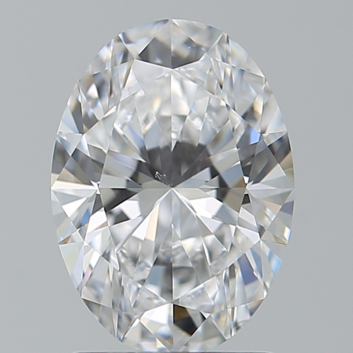 1.51 Carat Oval Diamond (D/VS2)
