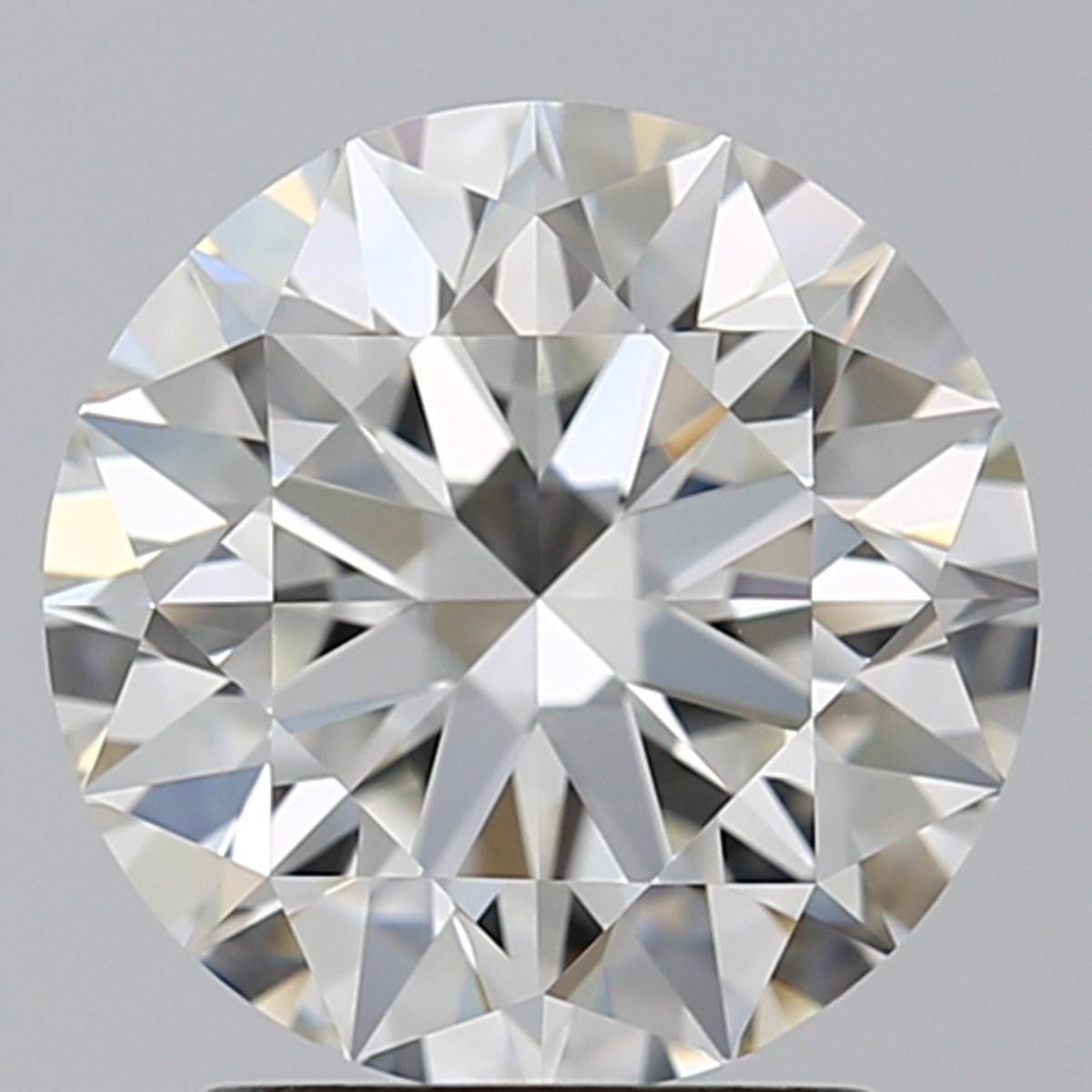 2.02 Carat Round Brilliant Diamond (H/VVS1)