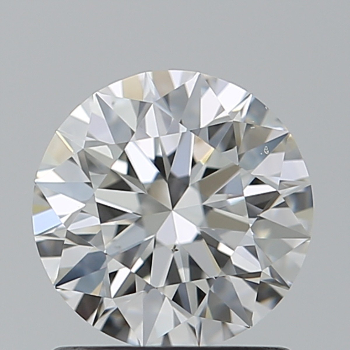 1.08 Carat Round Brilliant Diamond (F/VS2)