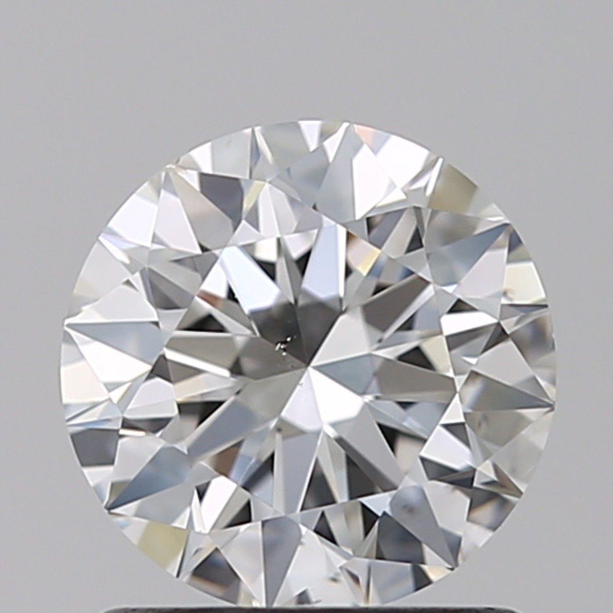 1.01 Carat Round Brilliant Diamond (F/SI1)