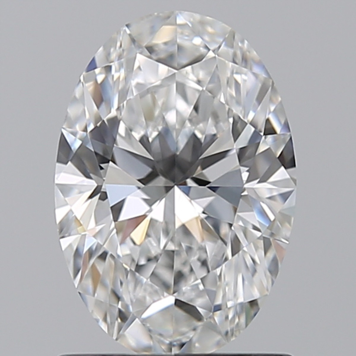 1.02 Carat Oval Diamond (E/VS1)