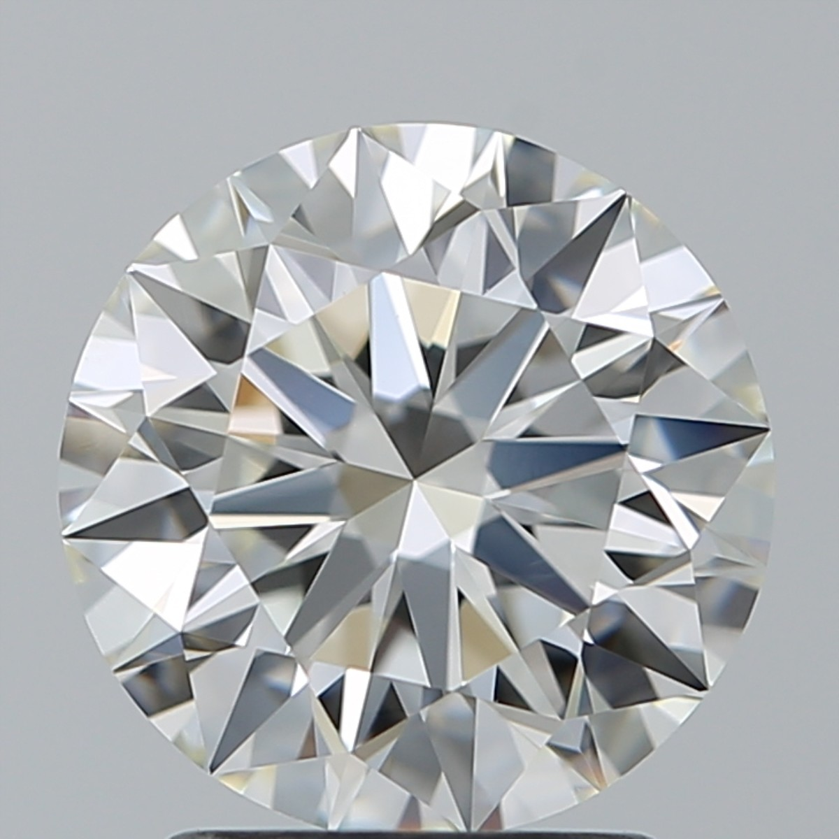 2.06 Carat Round Brilliant Diamond (H/VS2)