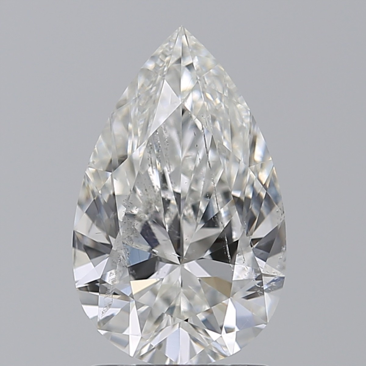 1.72 Carat Pear Diamond (G/SI2)