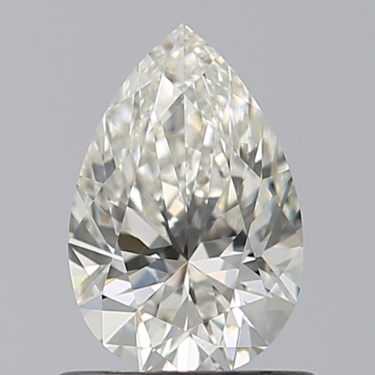 0.75 Carat Pear Diamond (J/VS1)