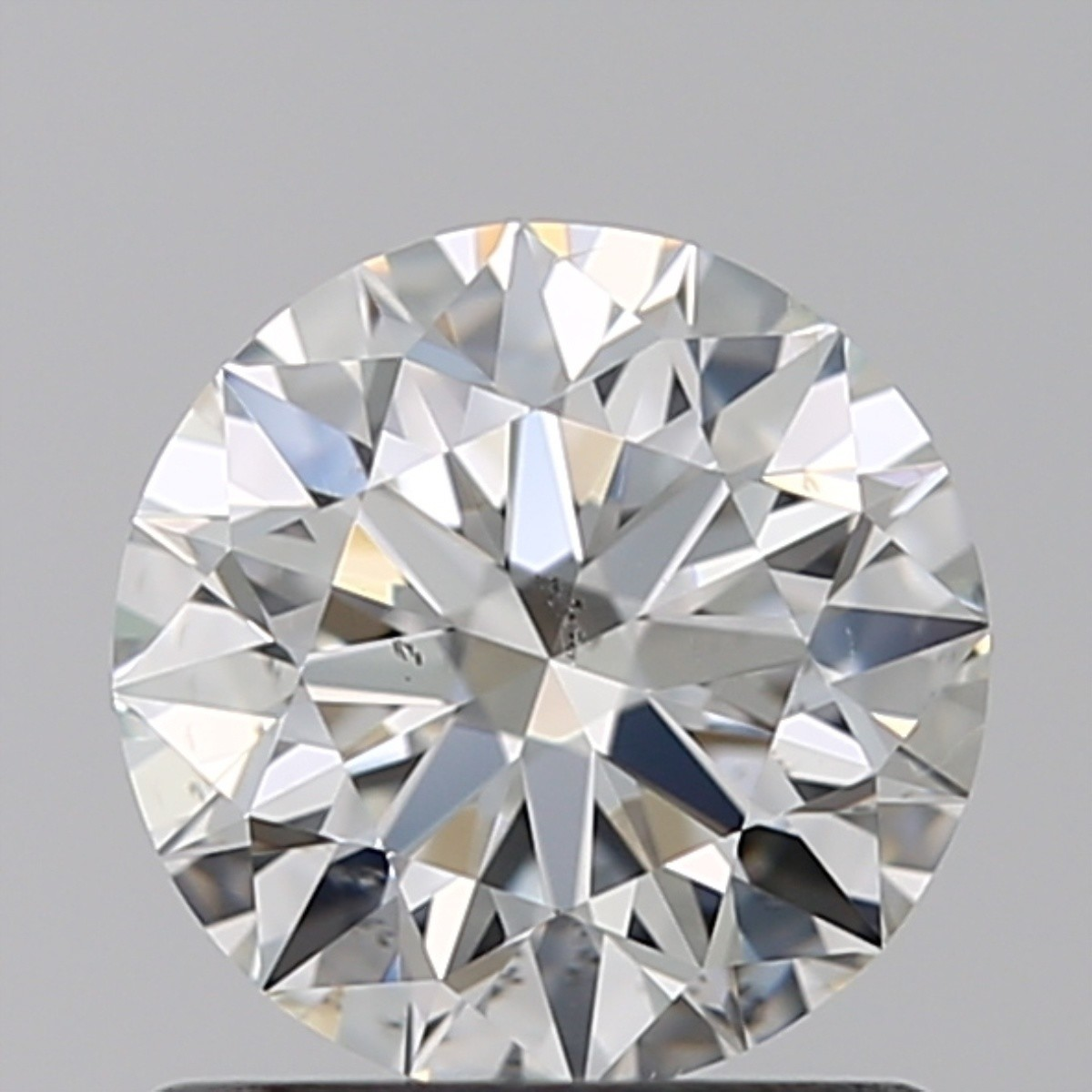 0.91 Carat Round Brilliant Diamond (H/SI1)