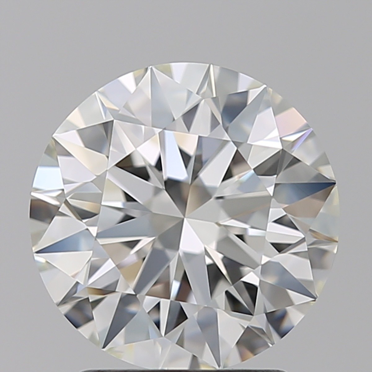 2.02 Carat Round Brilliant Diamond (H/VVS2)