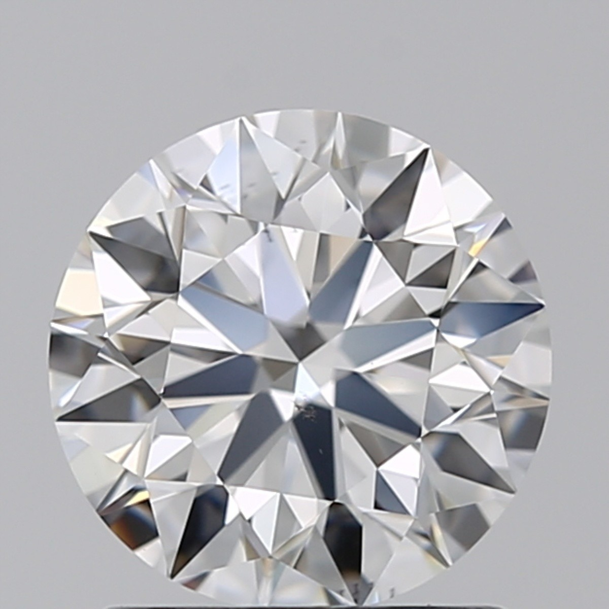 1.23 Carat Round Brilliant Diamond (E/VS2)