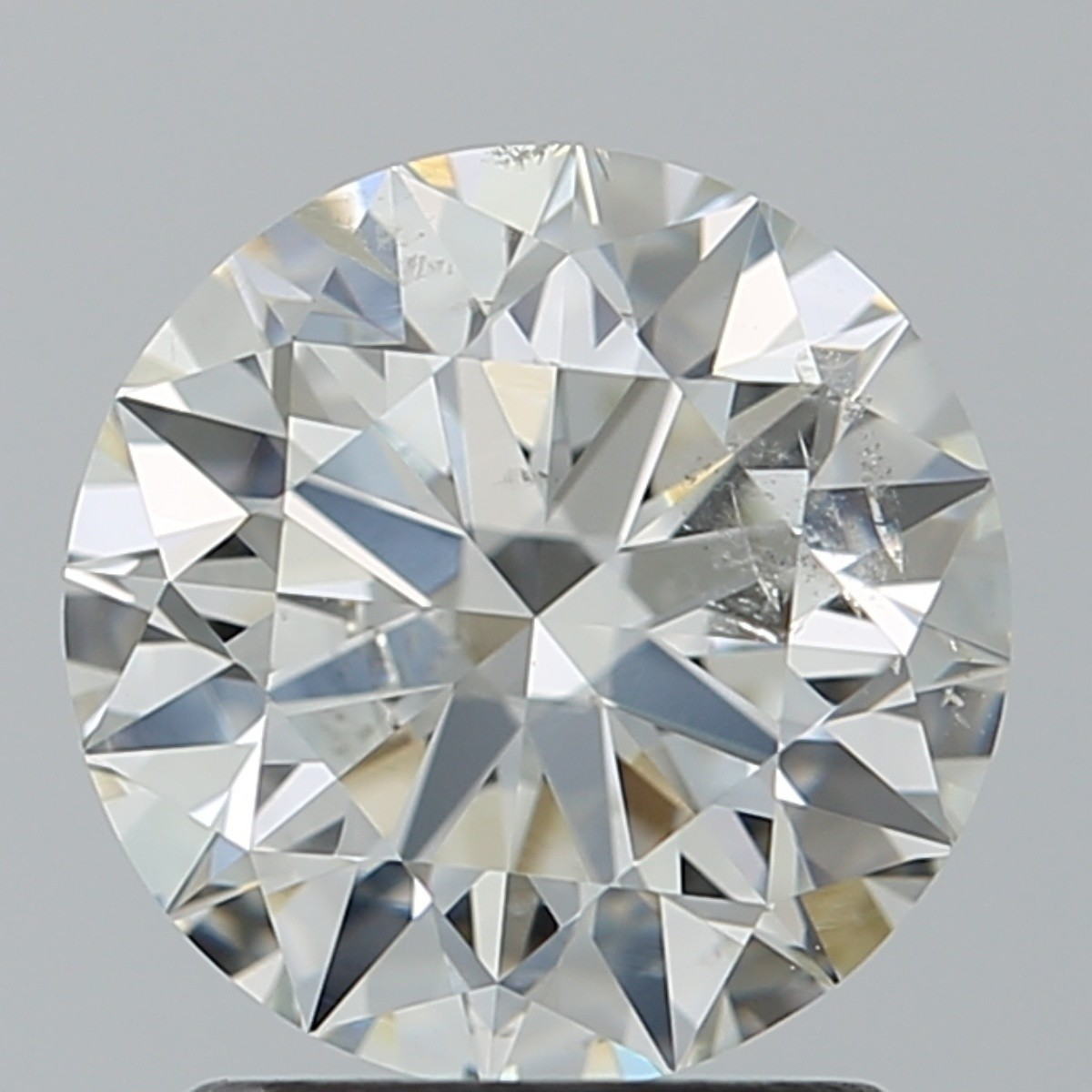 1.70 Carat Round Brilliant Diamond (I/SI2)