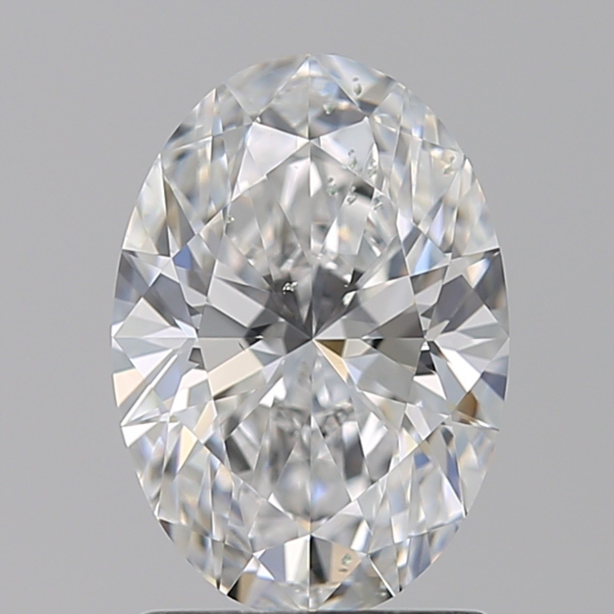1.31 Carat Oval Diamond (E/SI1)