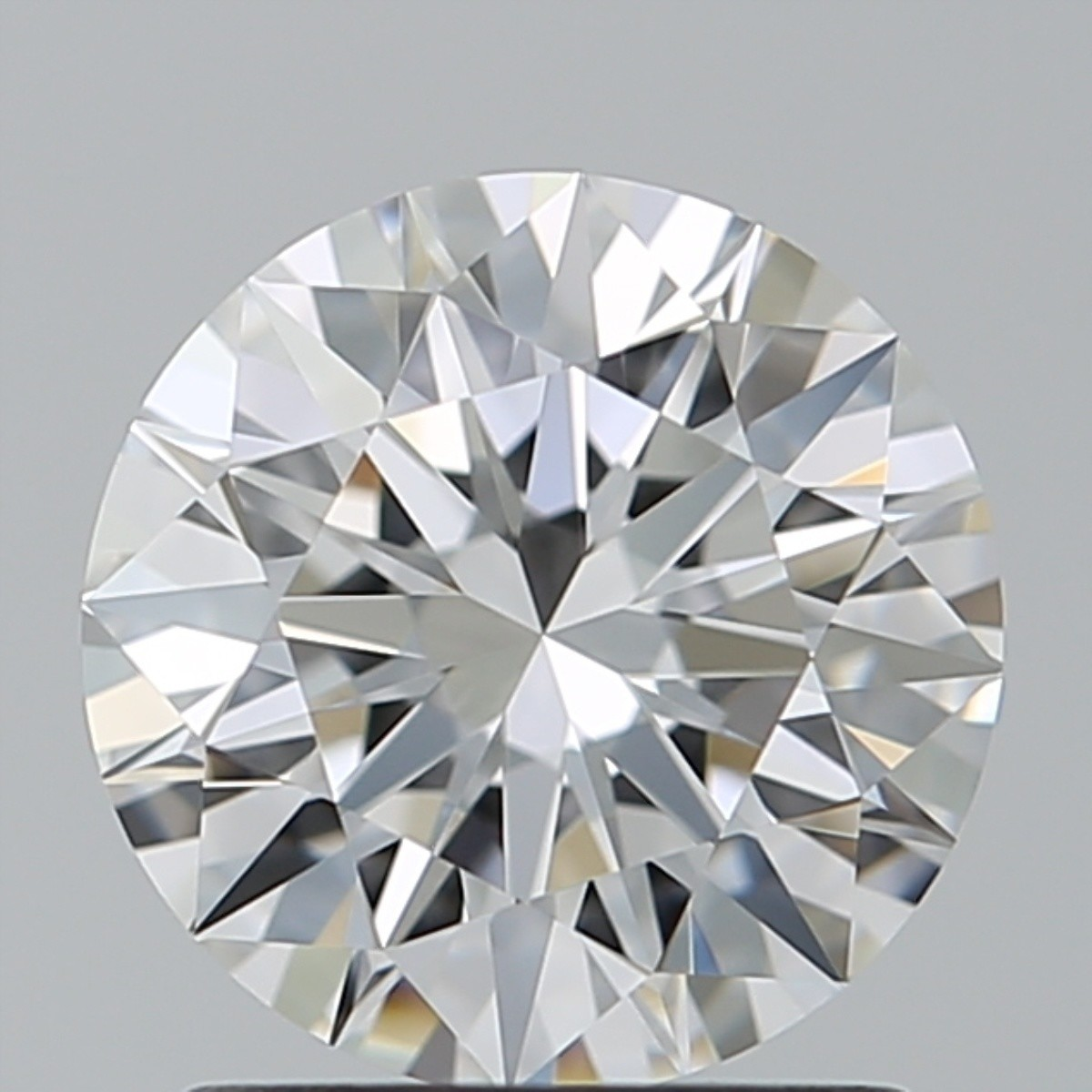 1.29 Carat Round Brilliant Diamond (E/IF)