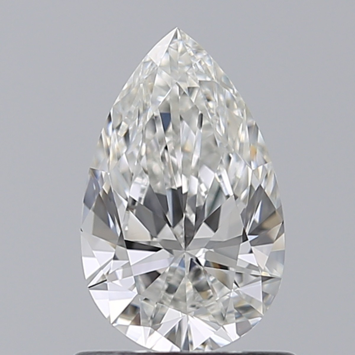 0.80 Carat Pear Diamond (G/IF)